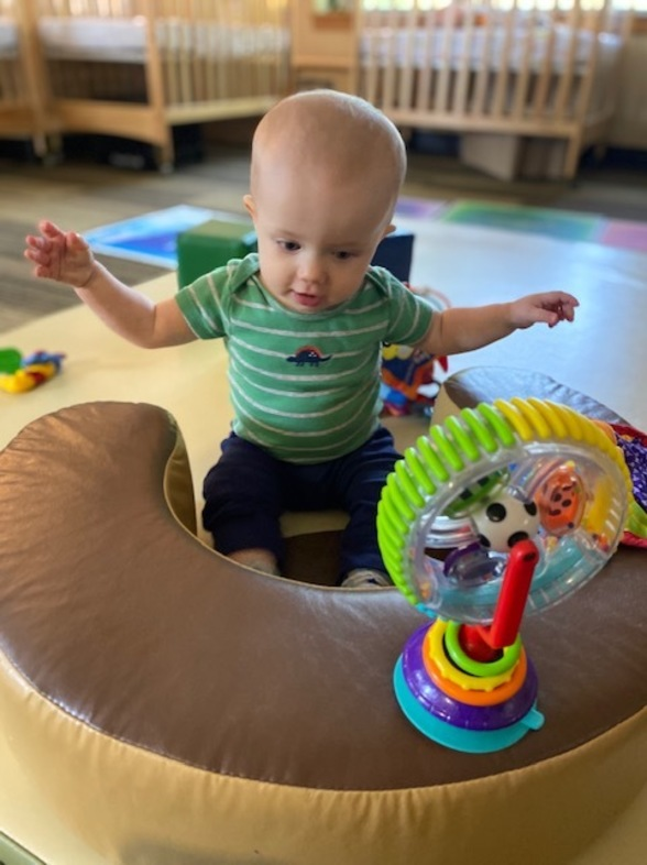 Infant play