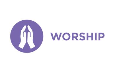 Worship webpage