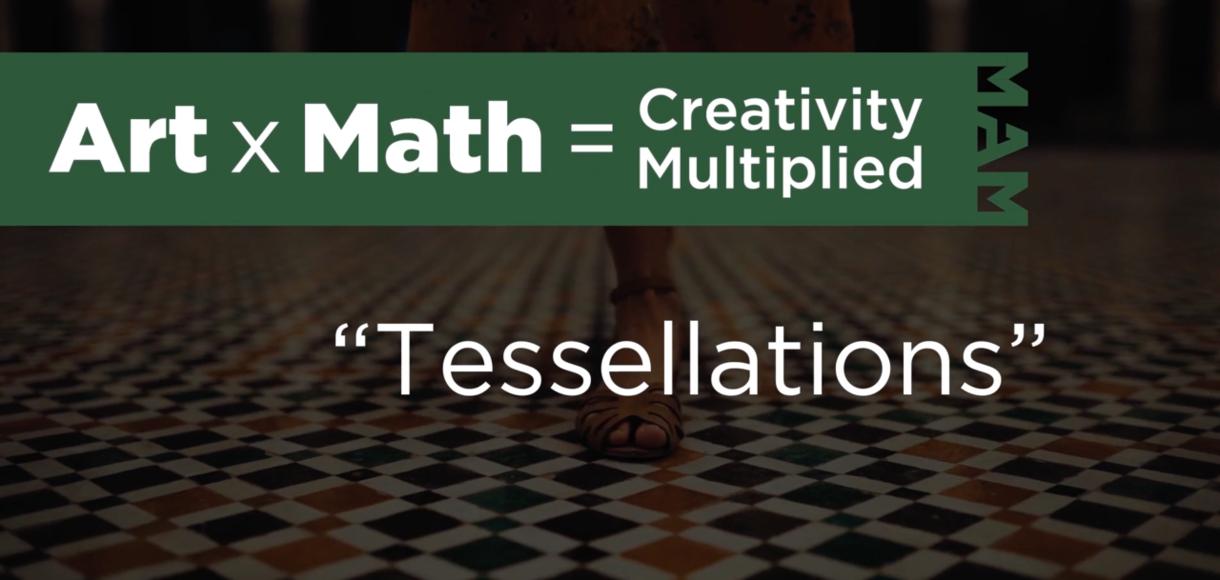 ARTxMath = Creativity multiplied