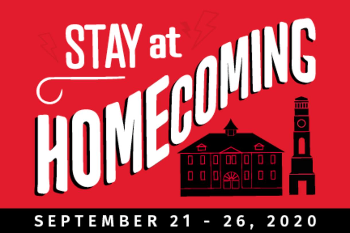 Stay at Homecoming 2020