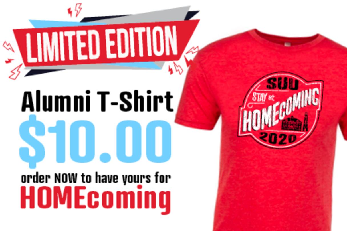 Stay-At-HOMEcoming T-shirt