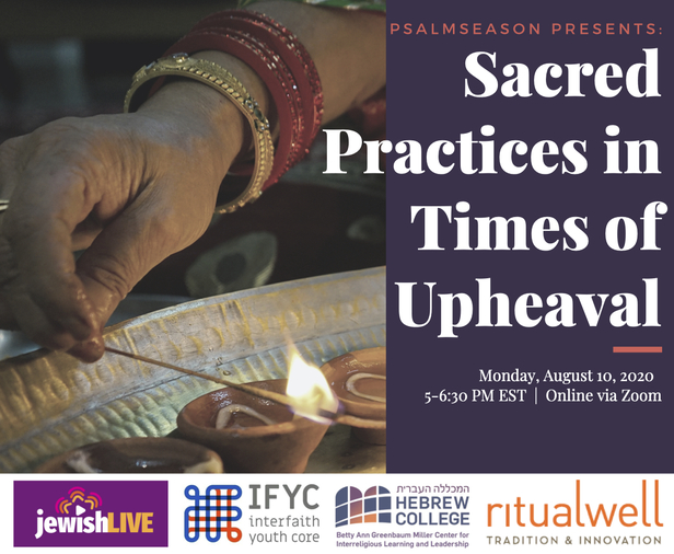 Photo - Sacred Practices in Times of Upheaval