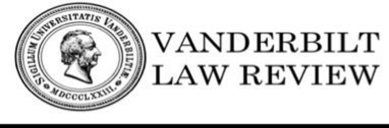 Vanderbilt Law Review members make collective gift to support minority students with ABA diversity scholarship
