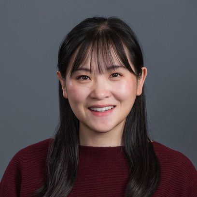 Photo of staff psychologist Weiyang Xie
