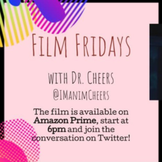 Film Fridays with Dr. Cheers
