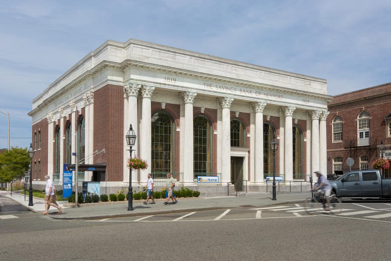 BankNewport Historic Bank