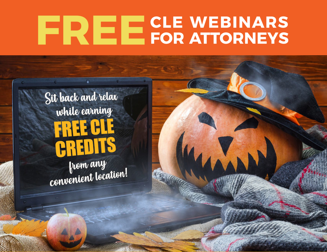 Free CLE Webinars For Attorneys