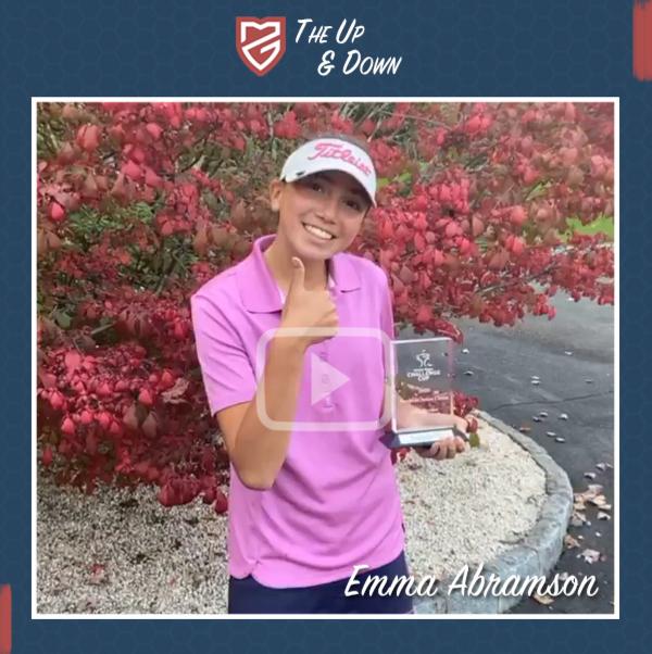 Youth Golfer Using Social Media For Good