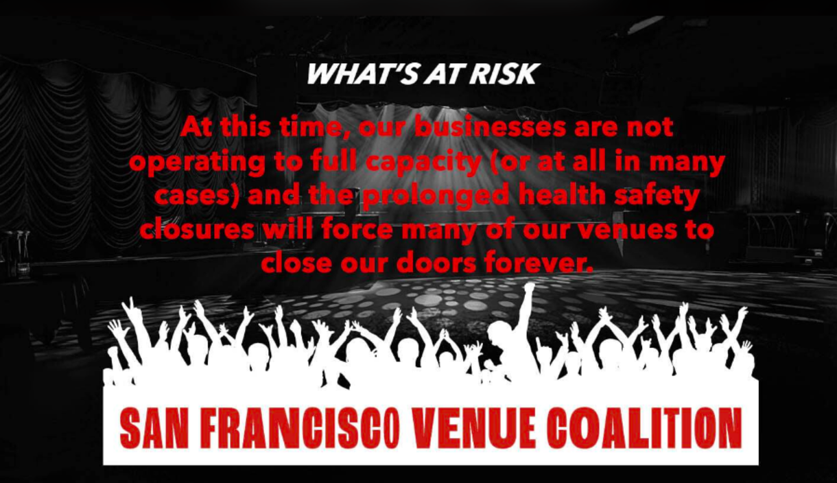 SF Venue Coalition