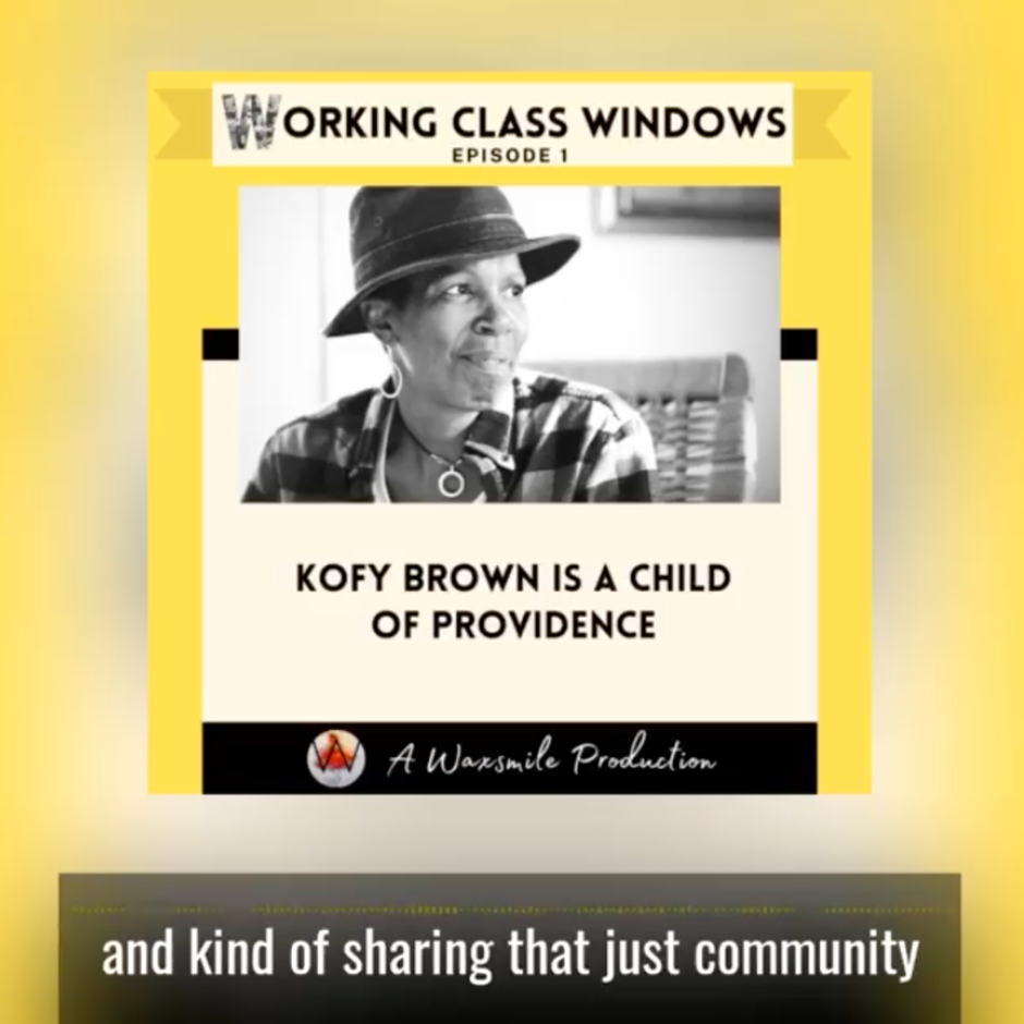 Working Class Windows