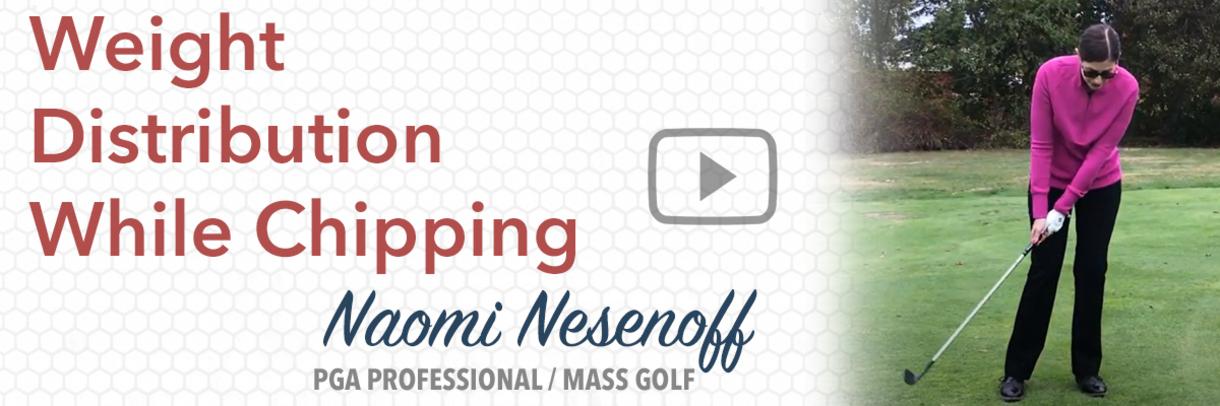 Golf Tip: Chipping