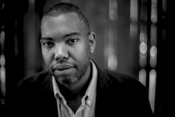 Race to Justice presentor, Ta-Nehisi Coates