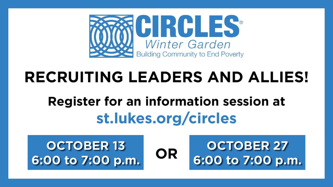Circles webpage link