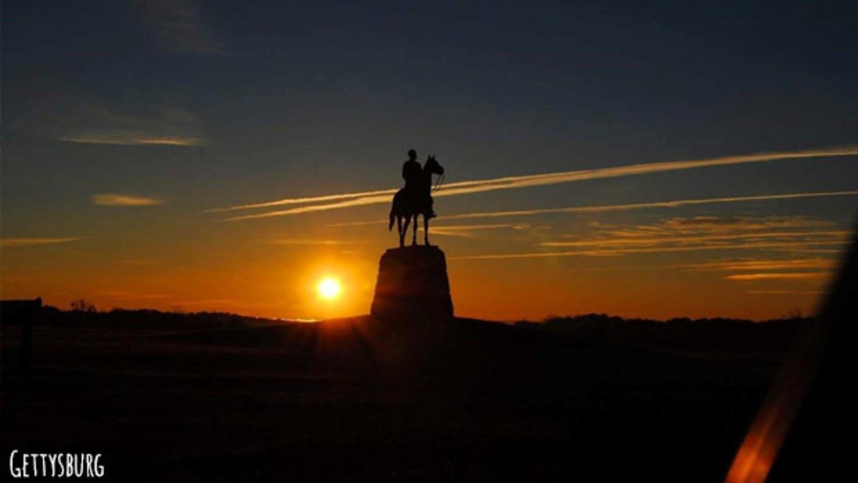 Gettysburg Dawn | Credit: Kayla Miner