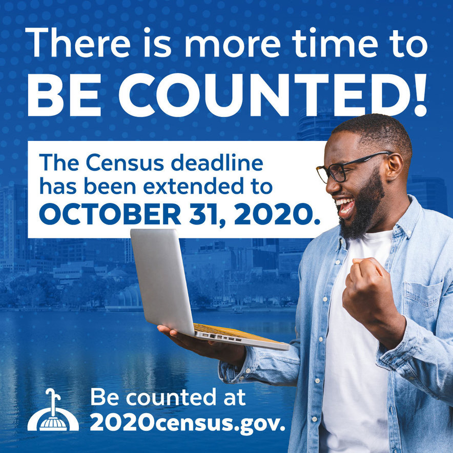 Census webpage link
