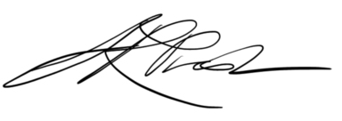 Alison Preston Signature