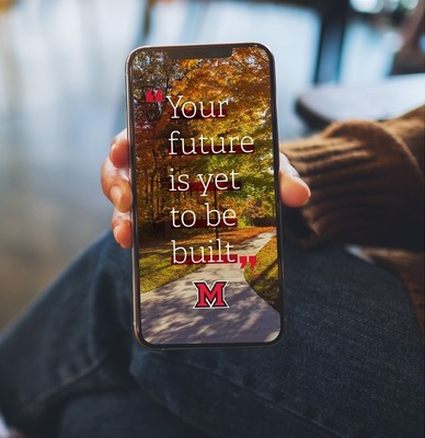 Your future is yet to be built