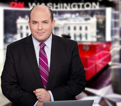 Brian Stelter, chief media correspondent for CNN Worldwide