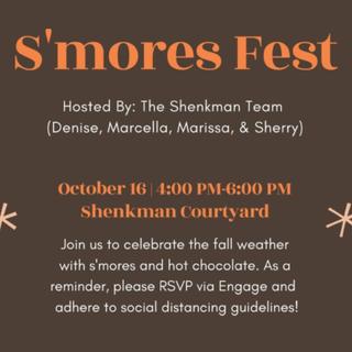 S'mores Fest