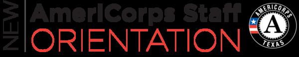New AmeriCorps Staff Orientation