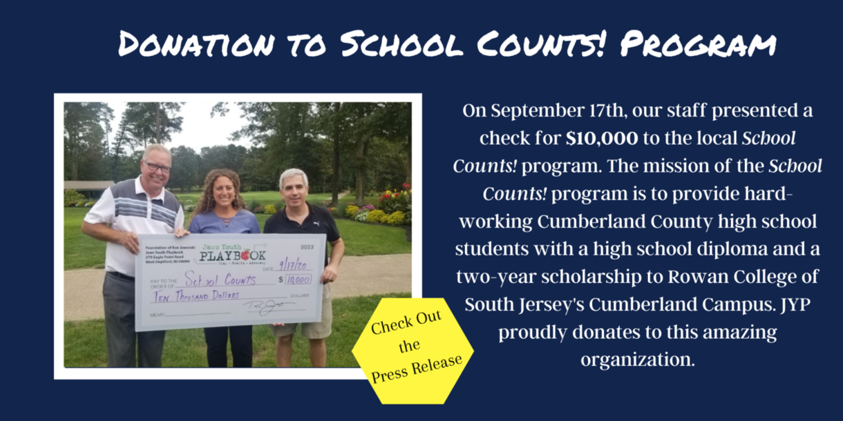 School Counts! Program