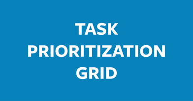 Task Prioritization Grid