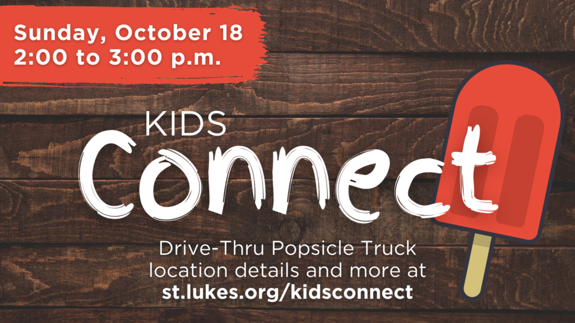 Kids Connect event page