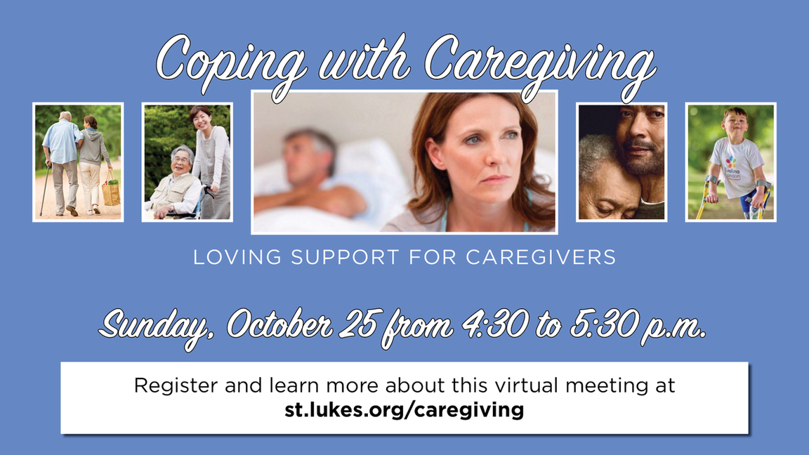 Coping with caregiving Arena link