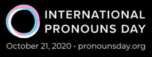 International Pronouns Day