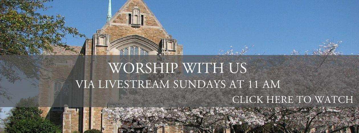 Worship with us on Sundays at 11 am via livestream at https://www.youtube.com/user/IPCBirmingham/live