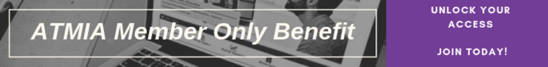 ATMIA Member Benefit