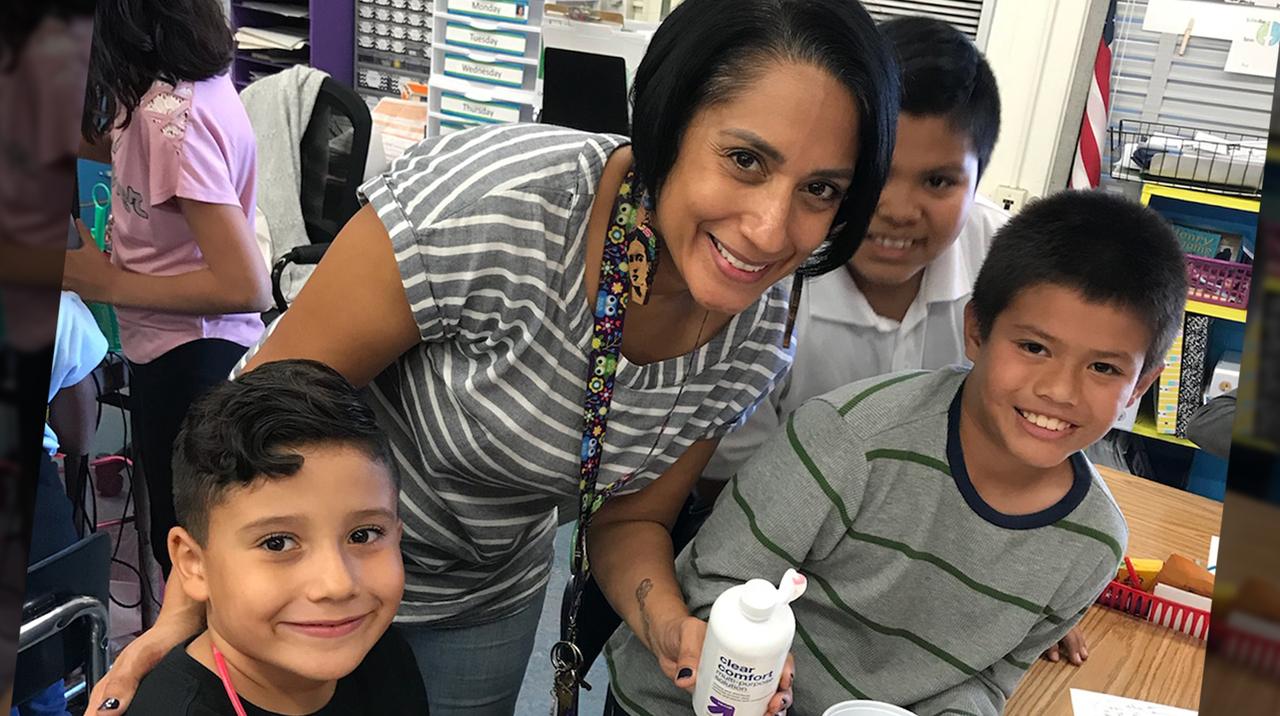 Alumna Rhiannon Chavez
