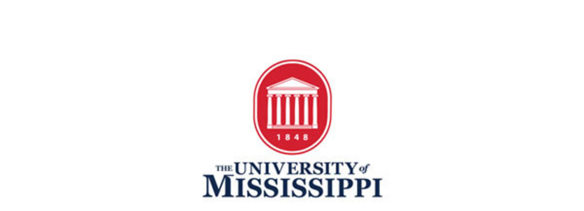 The University of Mississippi Crest