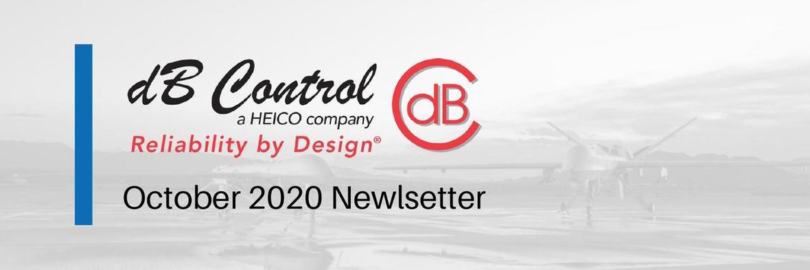 dB Control October 2020 Newsletter