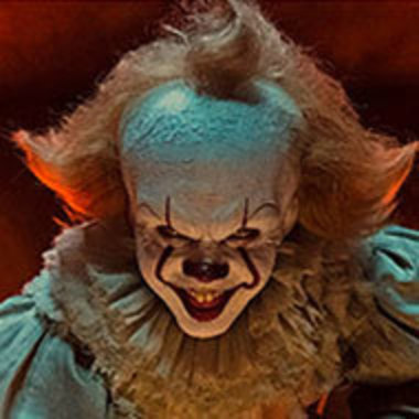 """Clown from the movie """"It"""""""