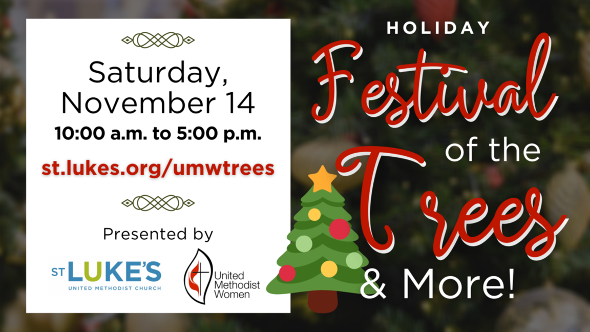 Festival of the trees event page link