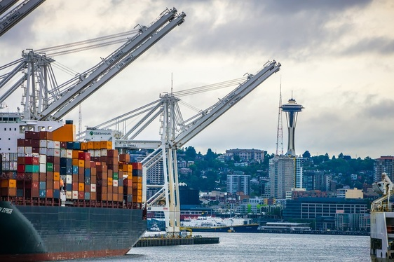 The West Seattle Bridge will have a big impact on the Port of Seattle