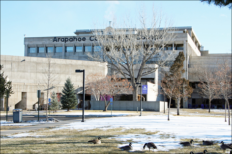 Arapahoe Communtiy College campus