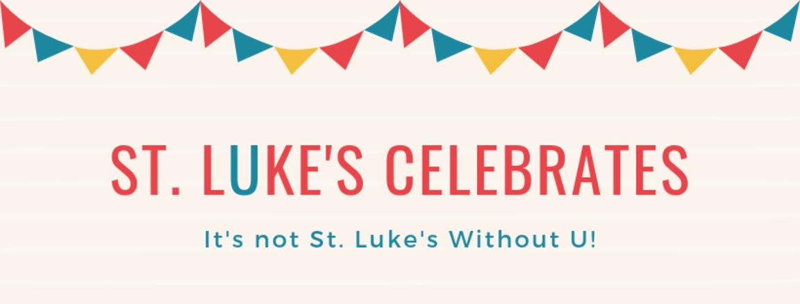 St. Luke's celebrates october newsletter link