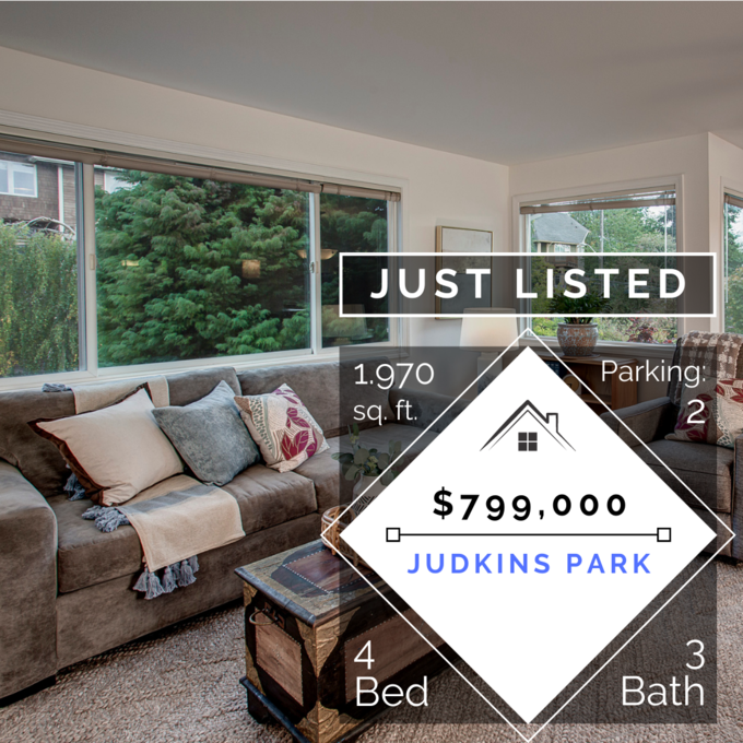 Judkins Park Townhome