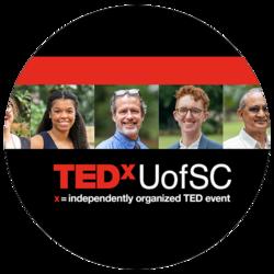TEDxUofSC Logo