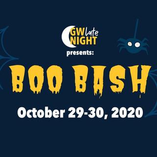 Boo Bash, October 29-30, 2020