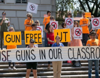 Refuse Guns in our Classrooms
