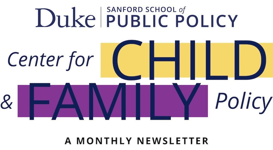 Center for Child and Family Policy