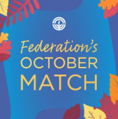 Federation's October Match