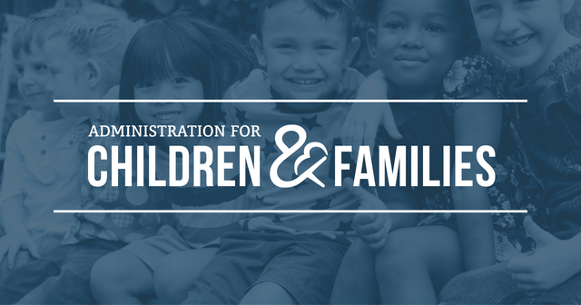 Logo of Administration for Children & Families