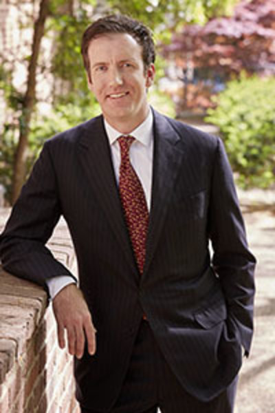 Photo of Professor Morgan Ricks