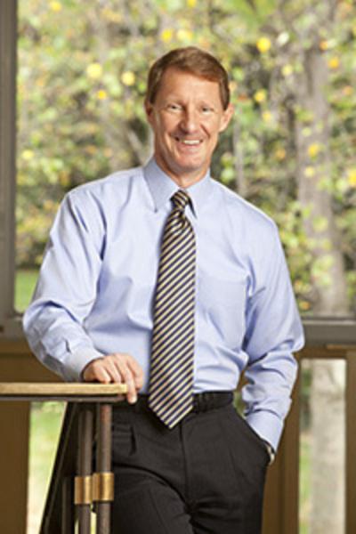 Photo of Professor Michael Newton