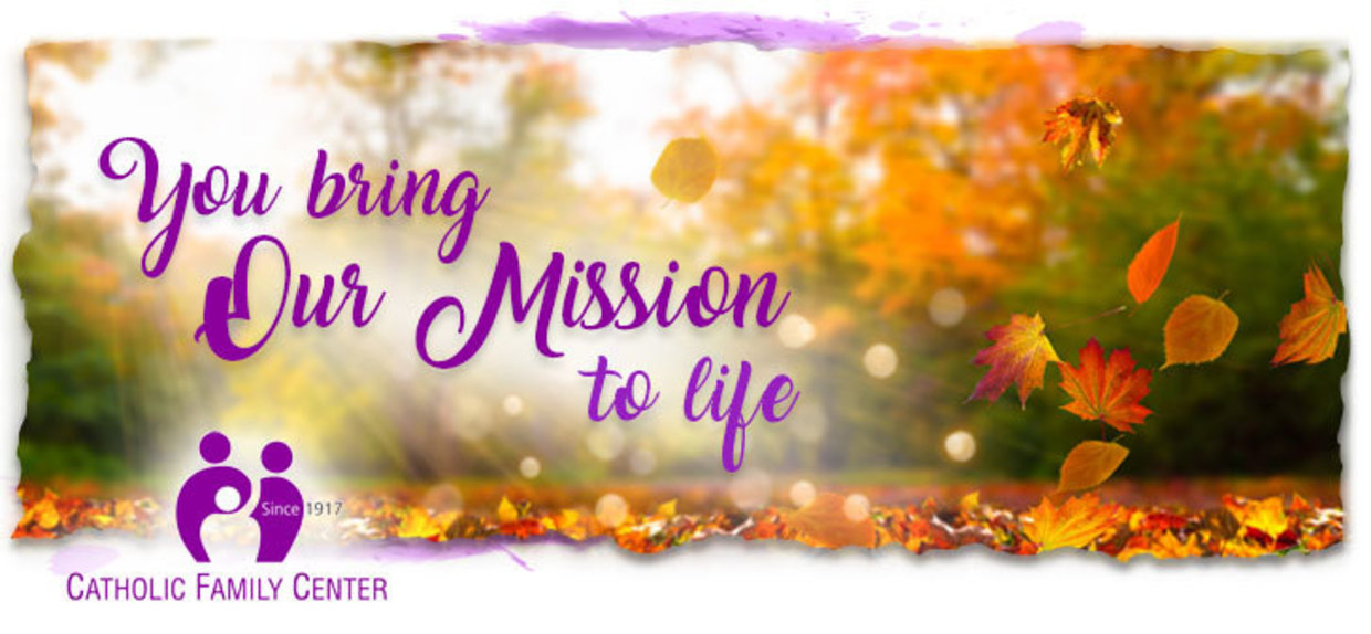 You bing our mission to life