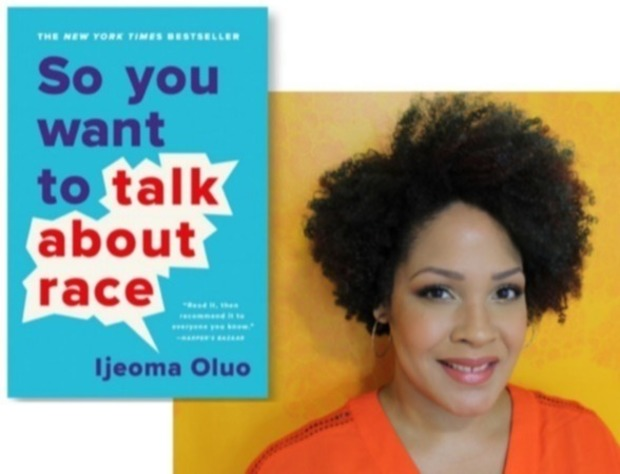 One Book, One Boulder event finale with Ijeoma Oluo